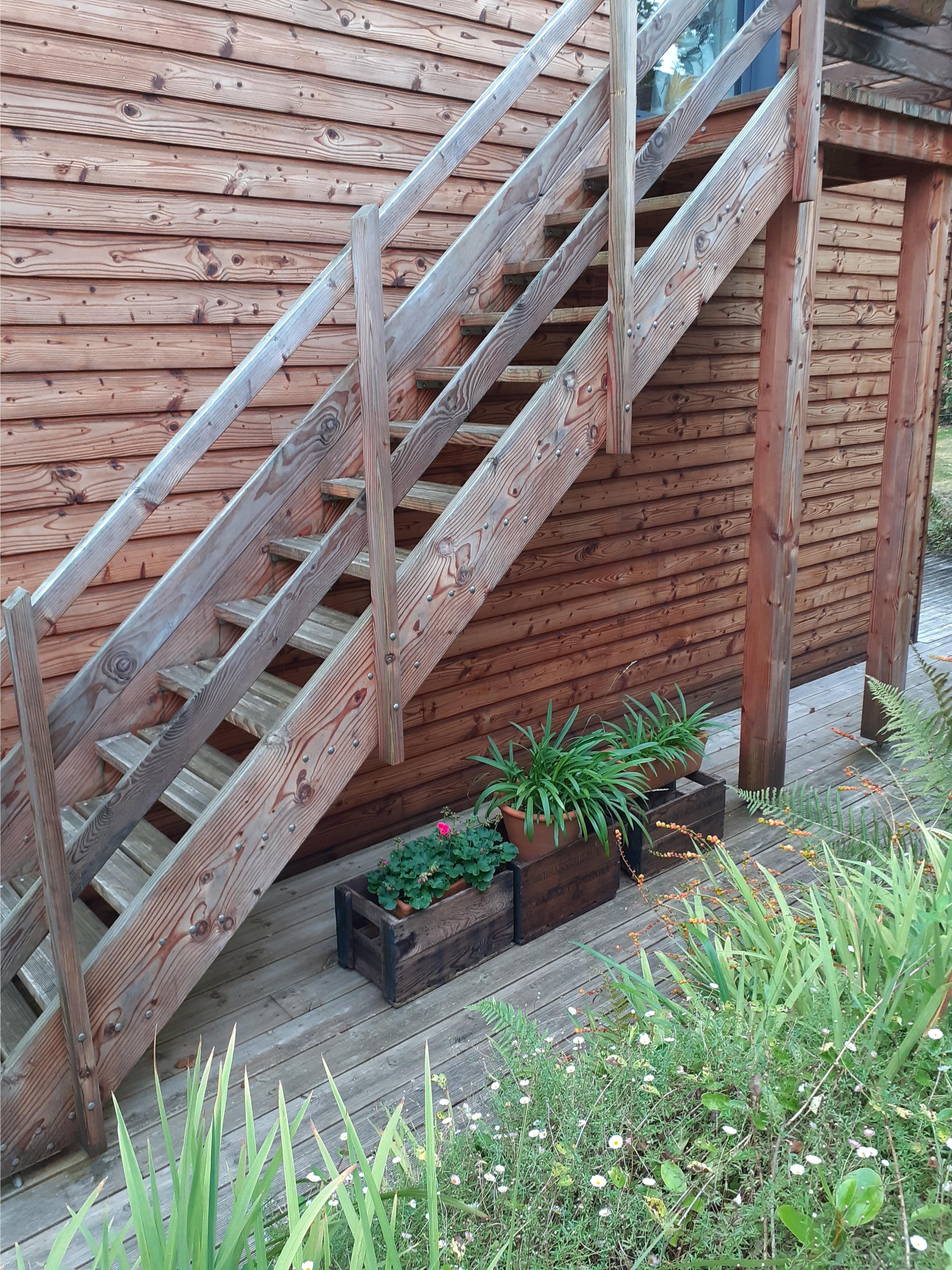 escalier-extérieur